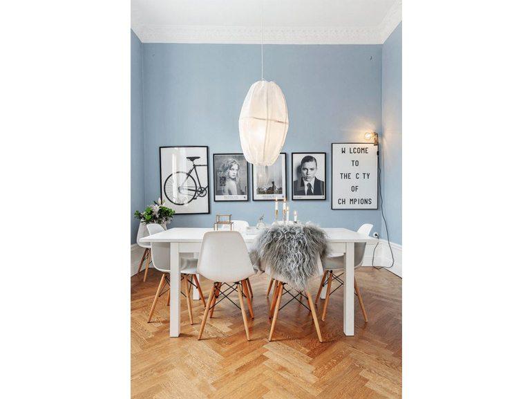 pareti colorate | 50 sfumature di creativita' - Soggiorno Pareti Carta Da Zucchero
